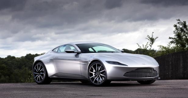 L'Aston Martin DB10 de James Bond est à vendre