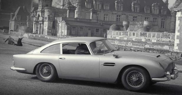 10 voitures mythiques de la saga James Bond