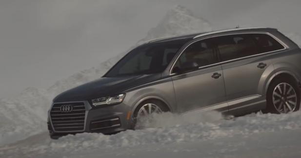 L'Audi Q7 part à la chasse au yéti