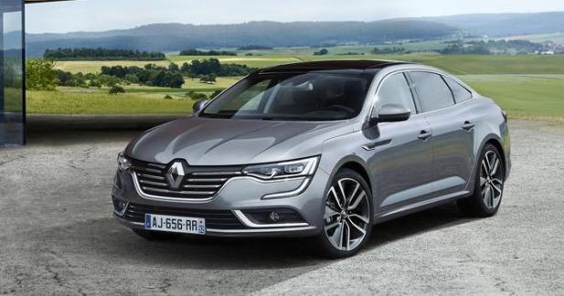 La Renault Talisman élue «Plus belle voiture de l'année»