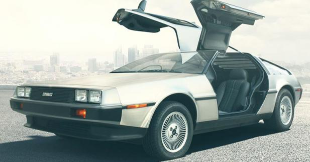 DeLorean DMC-12 : retour vers la production