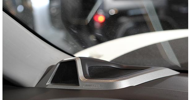 Alpine dévoile un système hi-fi spécifique pour les pick-up GMC
