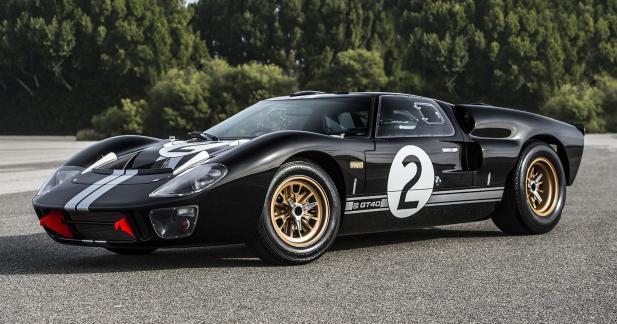 Shelby fait renaître la GT40 avec une série très limitée