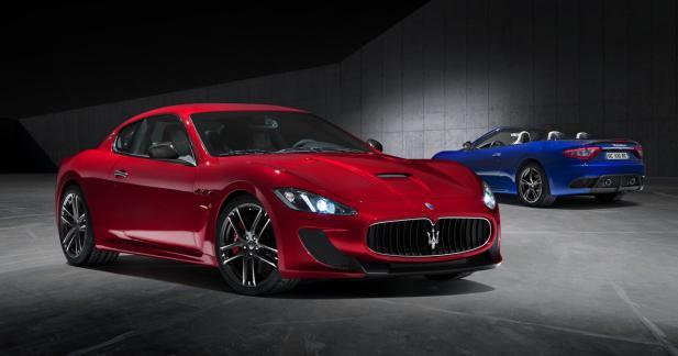 Maserati lancera l'hybride rechargeable sur toute sa gamme