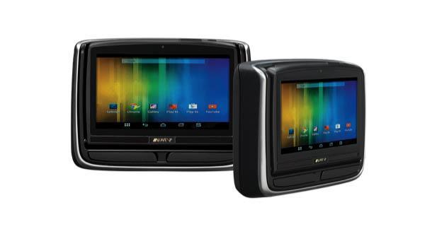 Voxx Electronics propose un nouveau système multimédia pour les passagers arrière