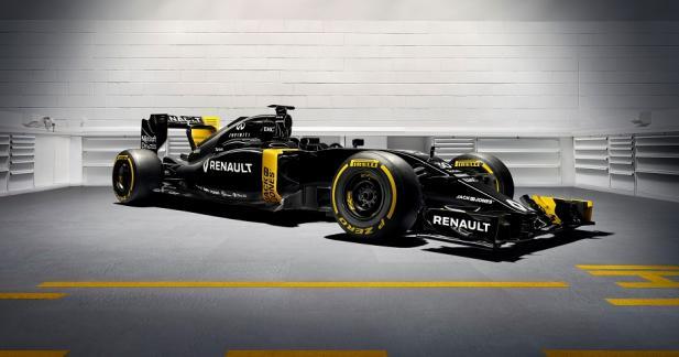 Tout sur la nouvelle écurie Renault F1