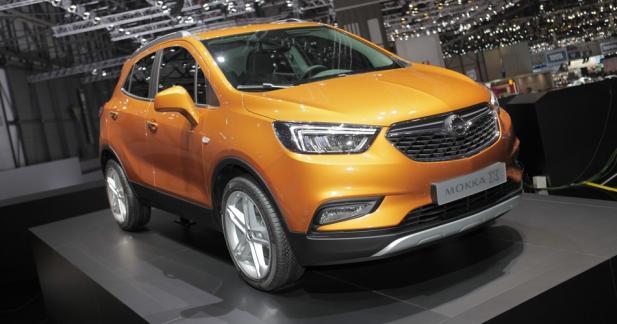 Opel Mokka X: facteur X