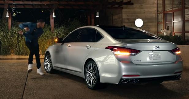 Super Bowl: un rendez-vous galant raté à cause de la Hyundai Genesis