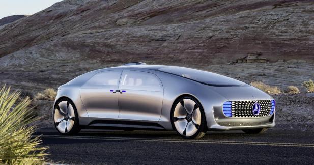 La voiture autonome se concrétise