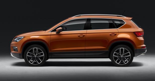 SEAT Ateca: un nouveau challenger parmi les SUV
