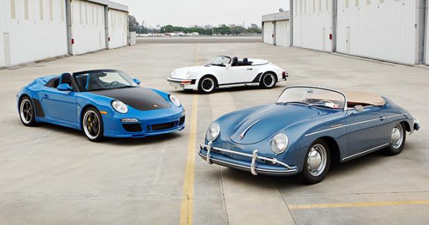 Passionné de Porsche, le comique Jerry Seinfeld vend une collection à couper le souffle!