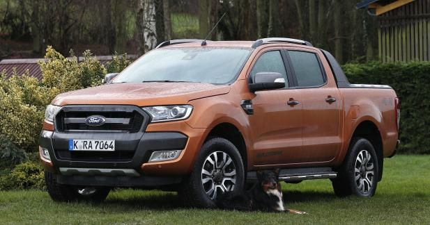 essai ford ranger tdci 200 wildtrack double cabine le pickup haut de gamme. Black Bedroom Furniture Sets. Home Design Ideas