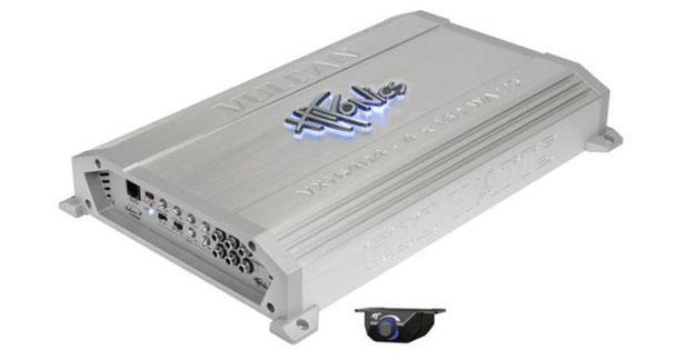 Hifonics renouvelle sa gamme d'amplificateurs Vulcan