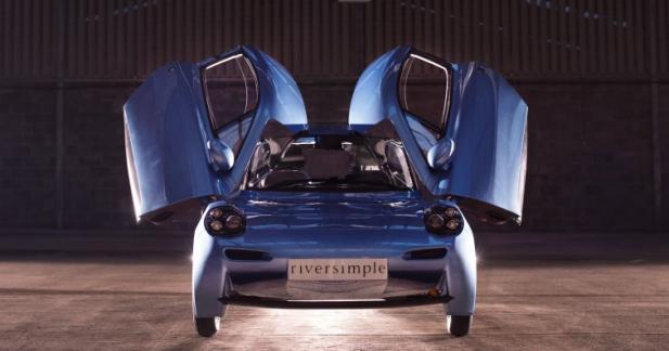 Riversimple Rasa : l'auto qui entend démocratiser l'hydrogène