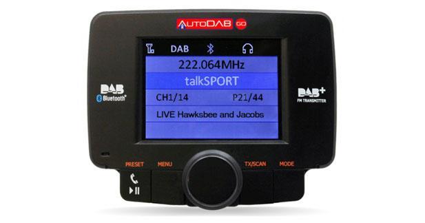 Rajoutez facilement le DAB et le Bluetooth à votre autoradio d'origine