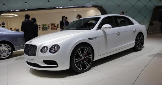 Bentley Flying Spur V8 S : la force tranquille