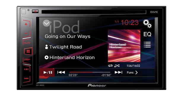 Un nouvel autoradio vidéo à petit prix chez Pioneer
