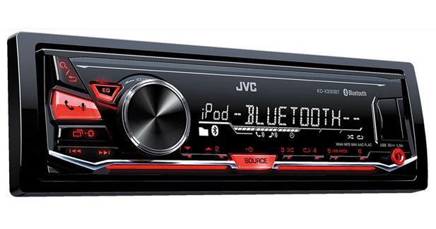 Un nouvel autoradio numérique compatible FLAC chez JVC