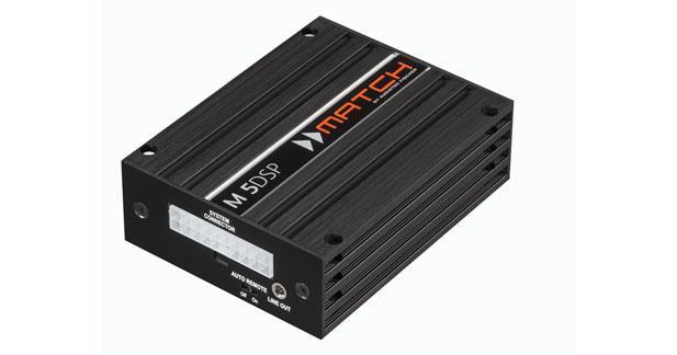 Match annonce l'arrivée d'un nouveau micro ampli avec DSP intégré
