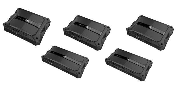 JBL dévoile une nouvelle gamme d'amplificateurs aux USA
