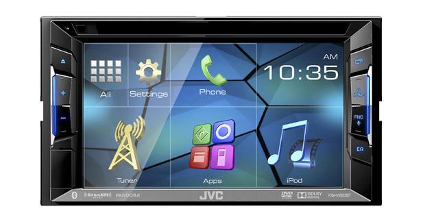 JVC présente une nouvelle station multimédia entrée de gamme
