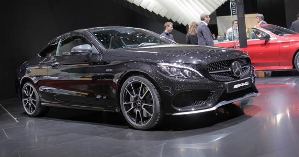 Mercedes-AMG C 43 4Matic Coupé : l'entre-deux