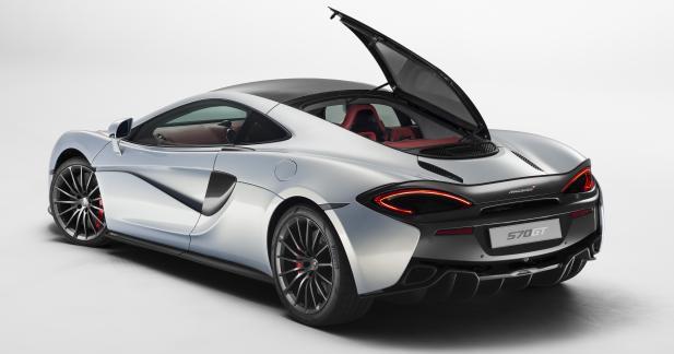 McLaren 570GT: pour aller vite et surtout plus loin