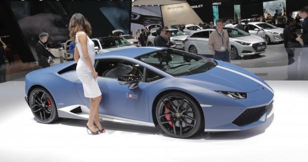 Lamborghini Huracan Avio : aux couleurs de l'armée de l'air italienne
