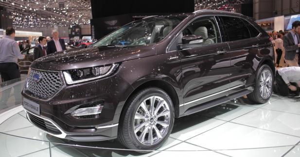 Ford Edge Vignale : en route vers le premium