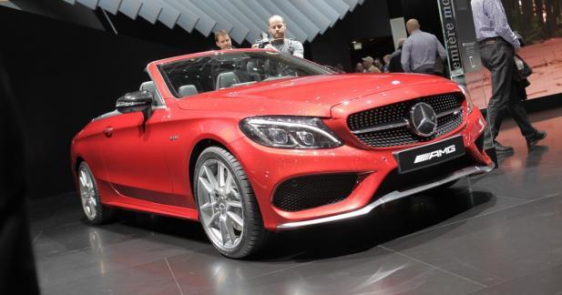 Mercedes Classe C Cabriolet : bain de soleil pour l'étoile