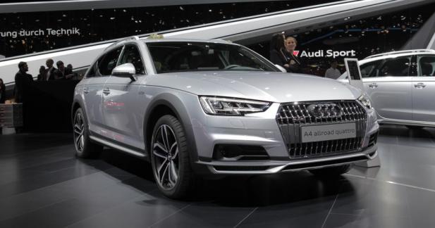 Audi A4 Allroad : aventurière chic