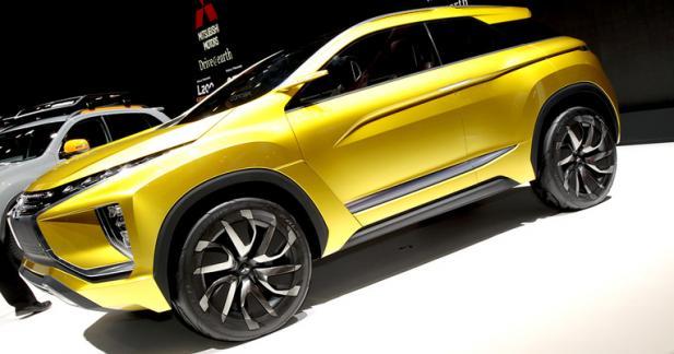 Mitsubishi eX Concept : vers un futur ASX 100% électrique ?