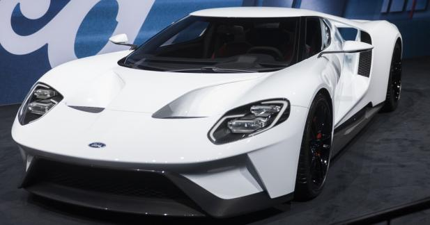 Ford GT : toujours aussi intimidante