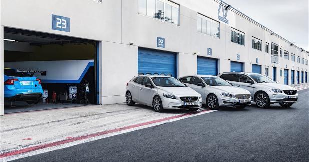 Volvo élargit son programme Polestar Performance