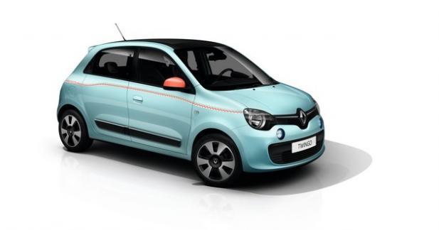 Renault lance la Twingo Hipanema