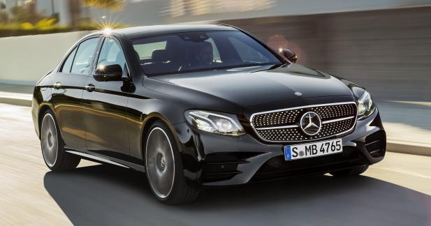 Mercedes E 43 AMG: pour les plus impatients