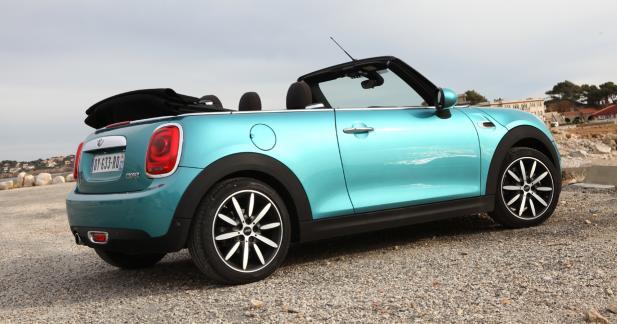 Mini Cabrio, au prix fort