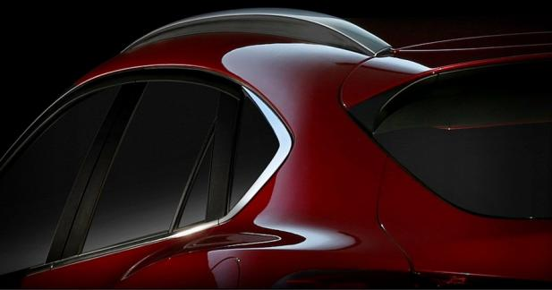 Mazda officialise le crossover CX-4 pour le salon de Pékin