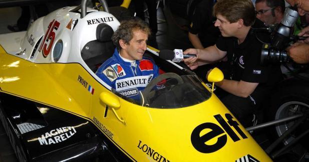 Un film sur la vie d'Alain Prost est en préparation