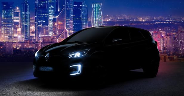 Renault prépare un nouveau Kaptur pour la Russie