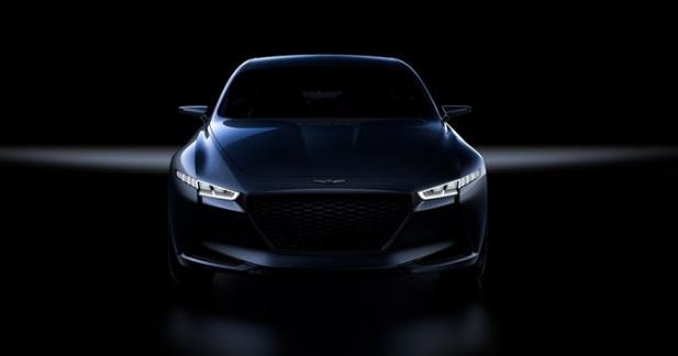 Hyundai s'apprête à concurrencer la BMW Série 3 grâce à Genesis