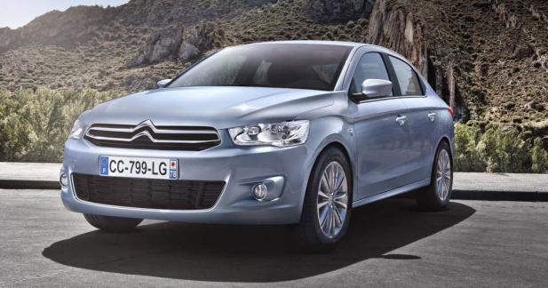 Citroën C-Élysée : à partir de 13 450 euros en France