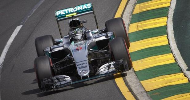 F1 - Australie : Rosberg s'impose, Grosjean fait le bonheur d'Haas