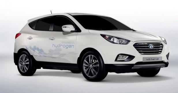 Hyundai prépare un nouveau modèle à hydrogène