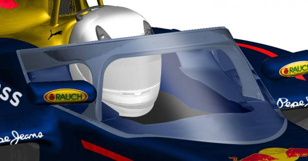 Red Bull Racing améliore la vision