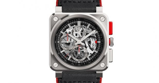 Deux montres aux mêmes codes stylistiques