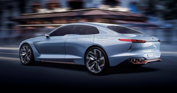 Motorisation hybride de 245 ch pour le concept