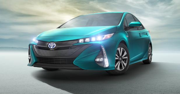 Toyota Prius Prime : la Prius passe au câble