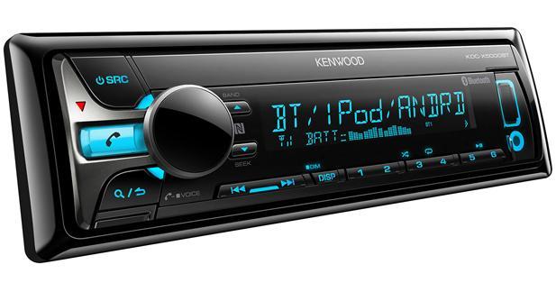 Kenwood dévoile un nouvel autoradio offrant un rapport qualité/prix remarquable