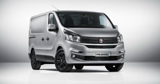 Fiat Talento : un nouveau jumeau pour le Renault Trafic